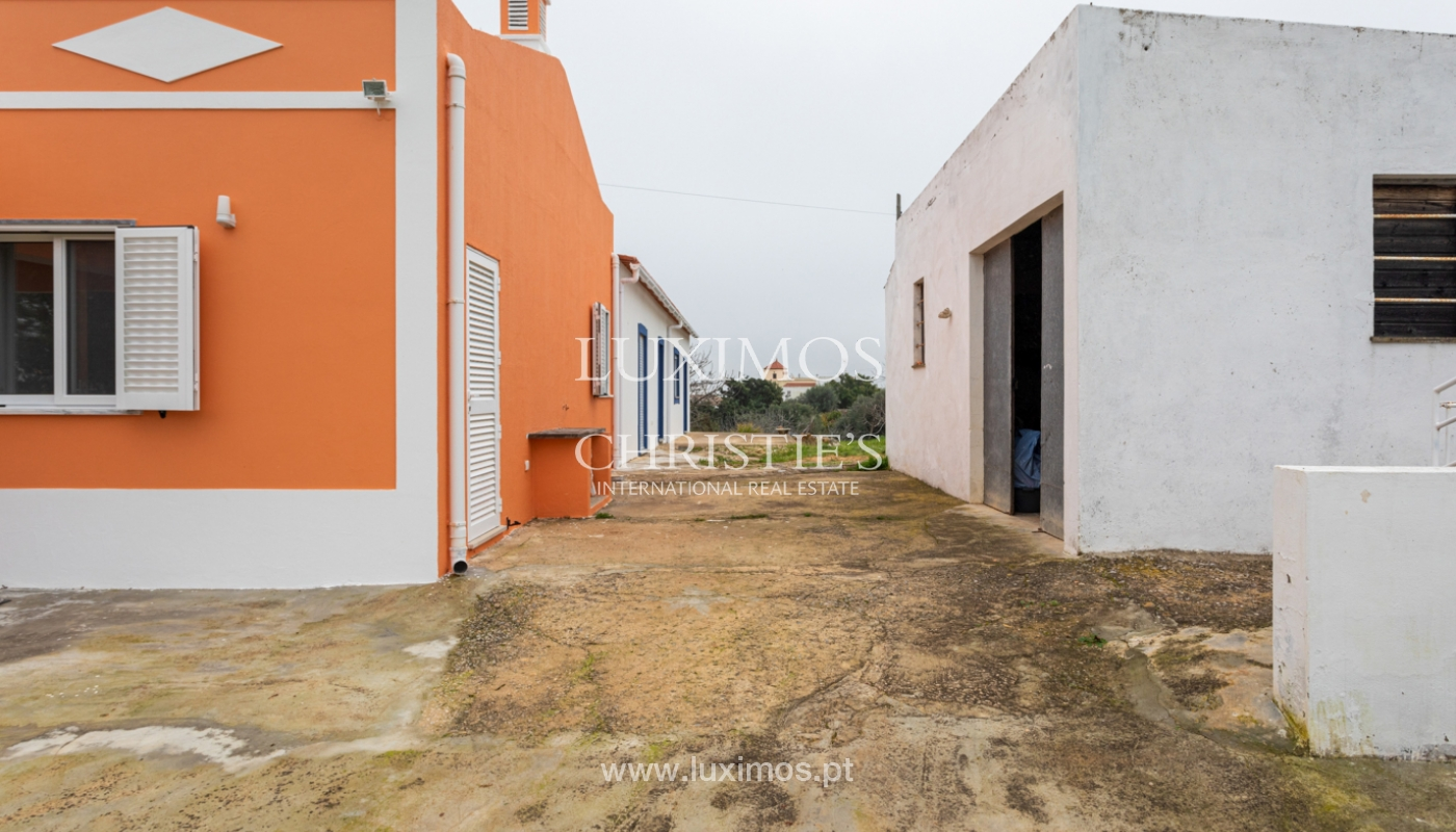 Ferme avec villa de 2 chambres et 2 chalets indépendants, Luz de Tavira, Algarve_161669