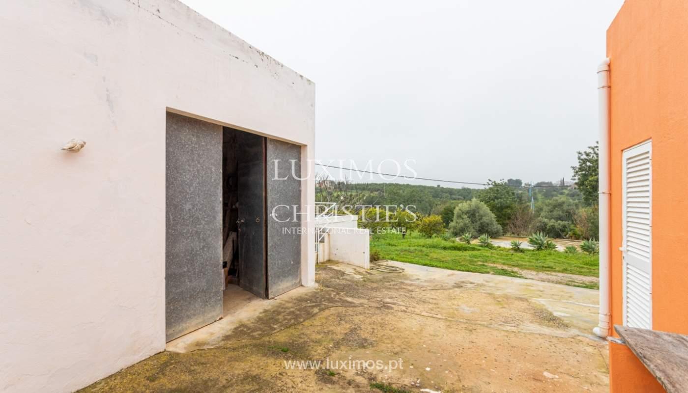 Ferme avec villa de 2 chambres et 2 chalets indépendants, Luz de Tavira, Algarve_161673