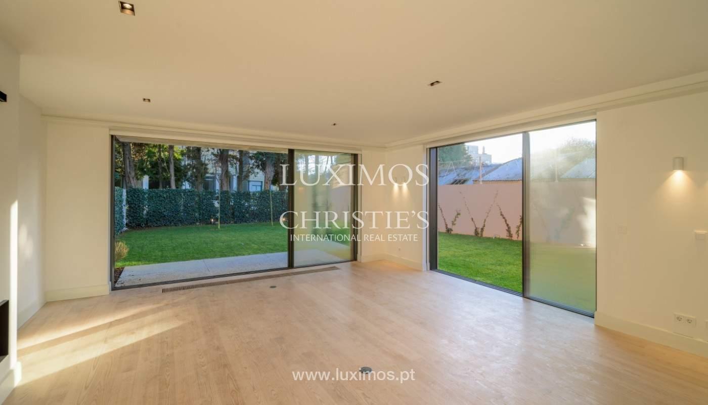 Maison neuve à vendre, développement de luxe, Porto, Portugal_161700