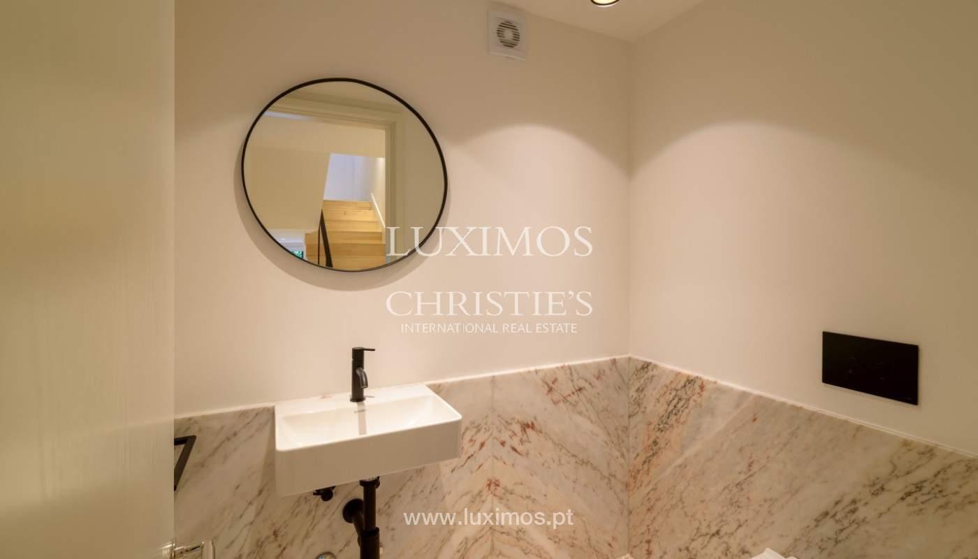 Maison neuve à vendre, développement de luxe, Porto, Portugal_161701