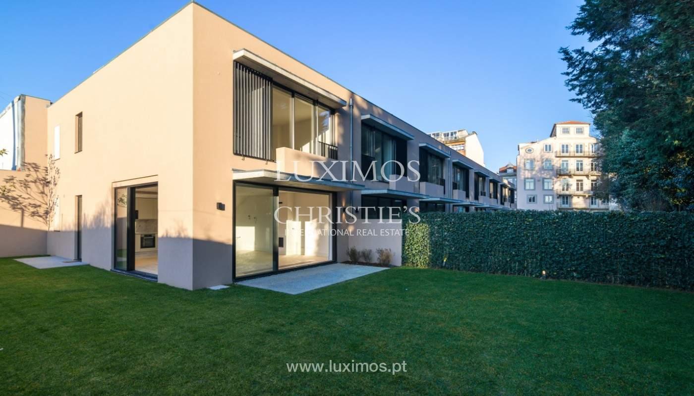 Maison neuve à vendre, développement de luxe, Porto, Portugal_161702