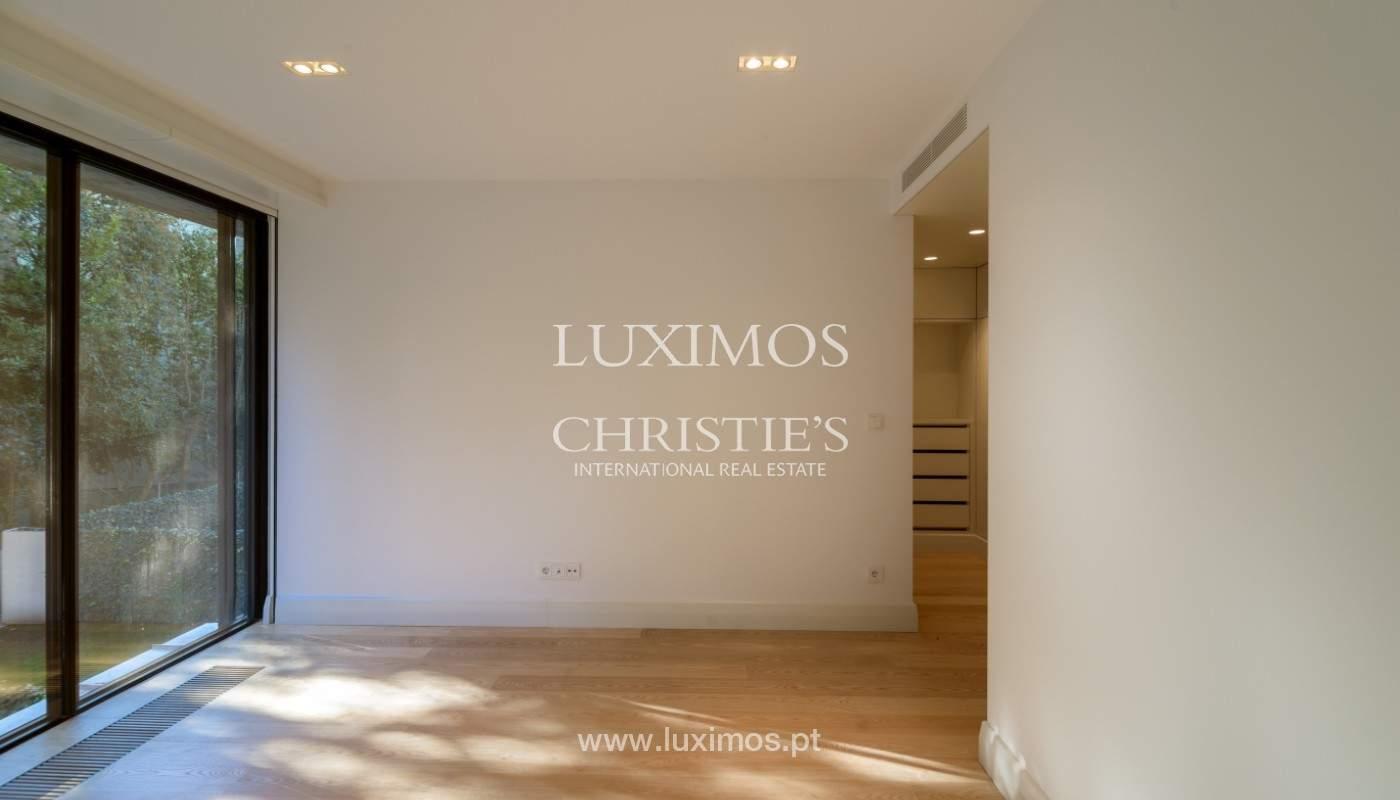 Maison neuve à vendre, développement de luxe, Porto, Portugal_161703