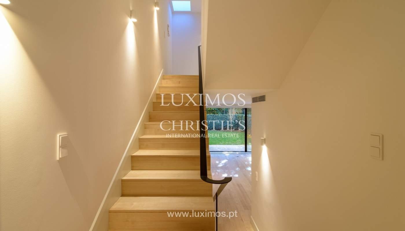Maison neuve à vendre, développement de luxe, Porto, Portugal_161704