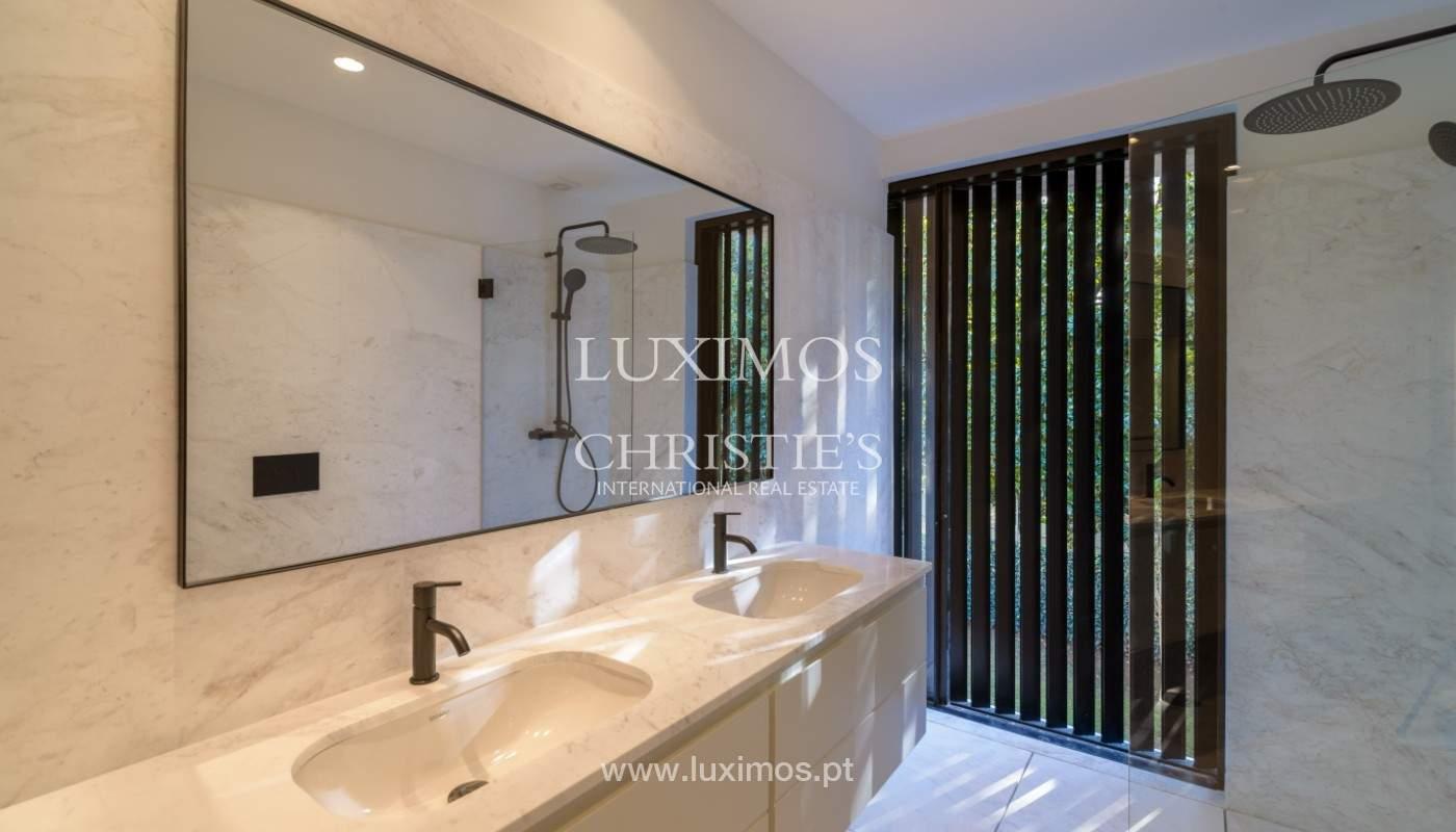 Maison neuve à vendre, développement de luxe, Porto, Portugal_161706