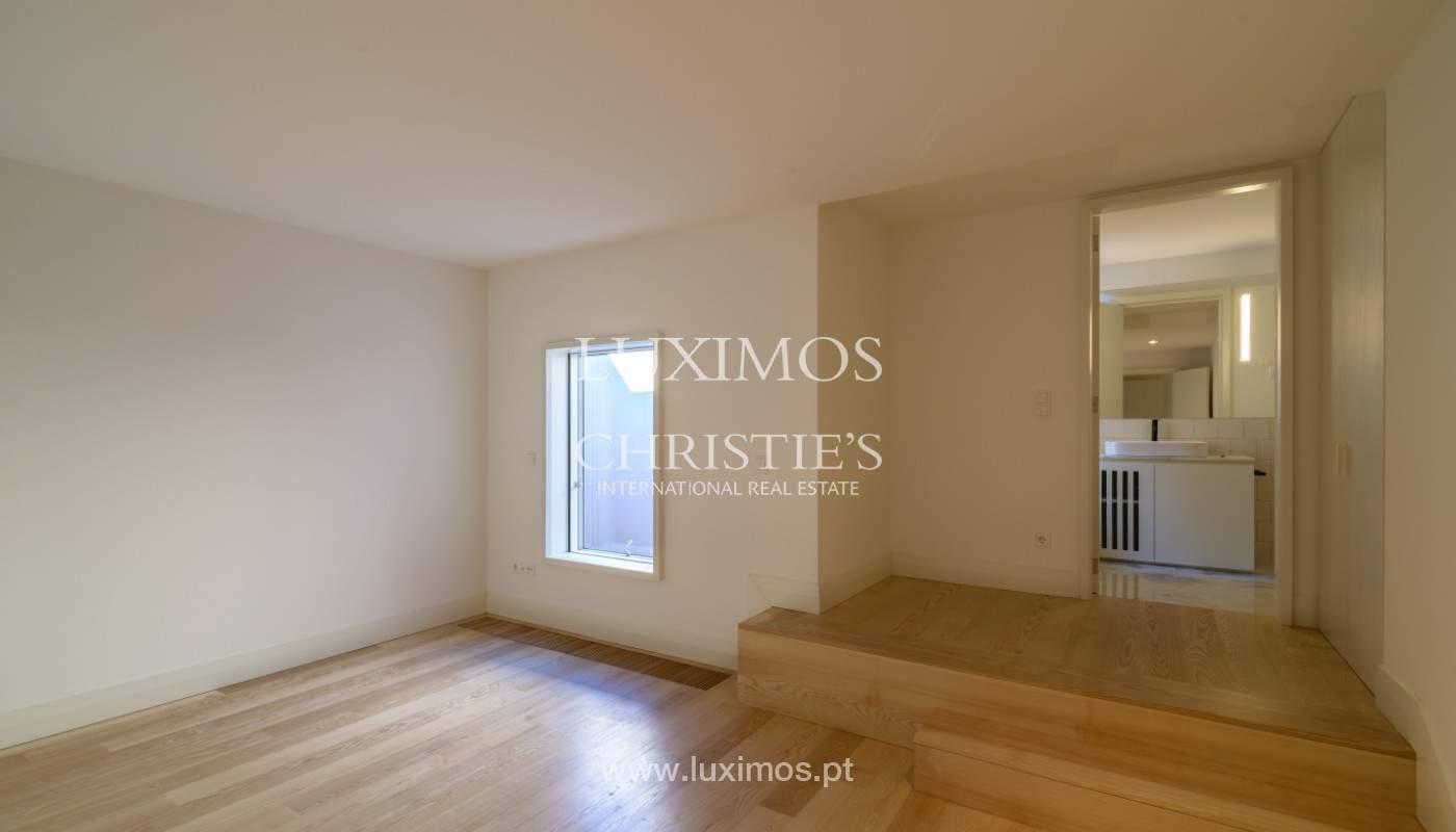 Maison neuve à vendre, développement de luxe, Porto, Portugal_161707