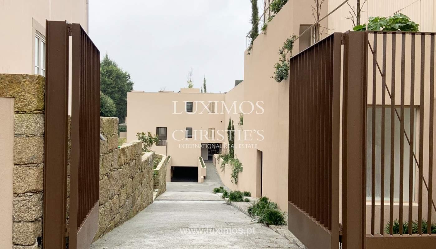 Maison neuve à vendre, développement de luxe, Porto, Portugal_161710