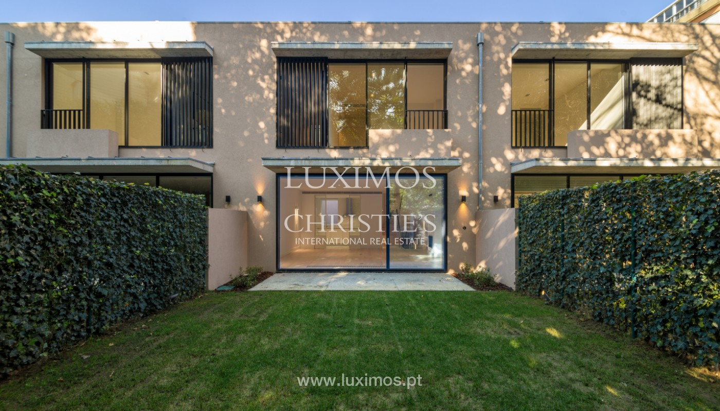 Verkauf neue villa in der Luxus-Entwicklung, Cedofeita, Porto, Portugal_161721