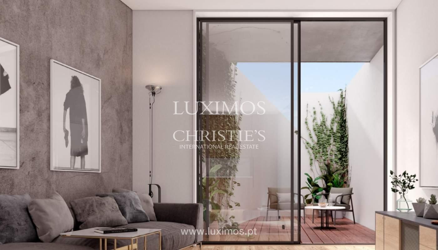Apartamento con jardín, en venta, cerca de la playa, Foz do Douro, Oporto, Portugal_161727