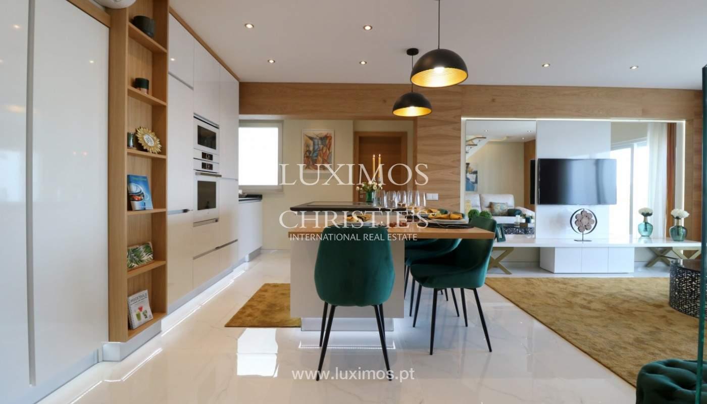 Penthouse de lujo de 1 dormitorio, Quarteira, Algarve_161857