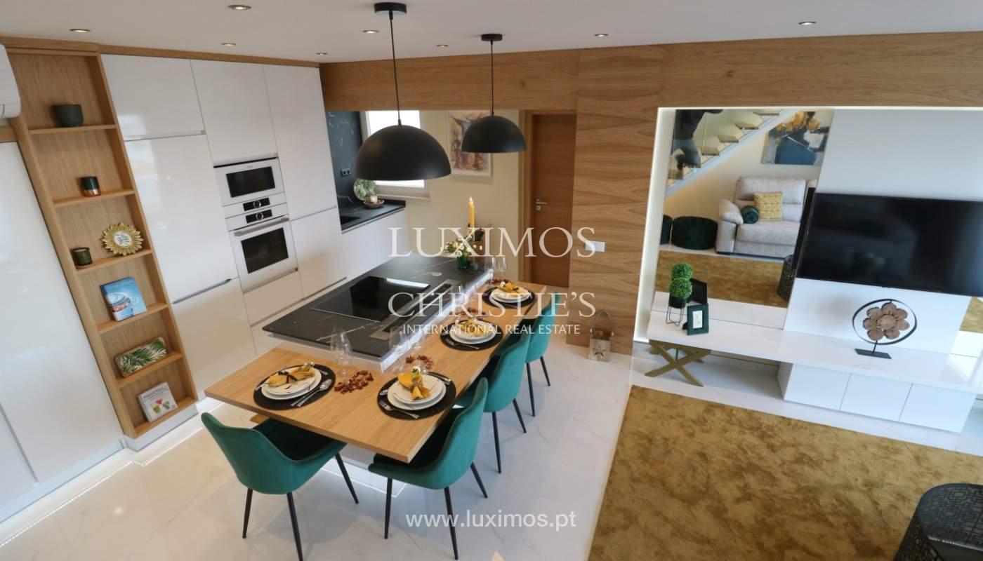Penthouse de lujo de 1 dormitorio, Quarteira, Algarve_161858