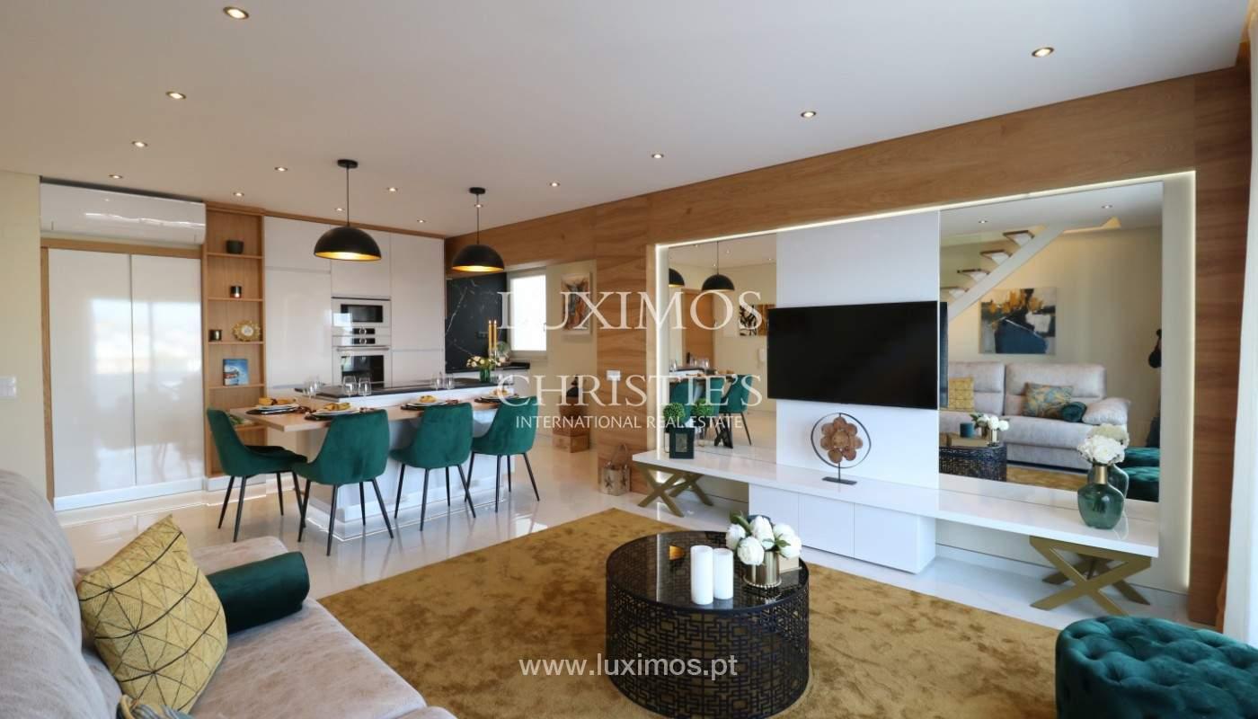 Penthouse de lujo de 1 dormitorio, Quarteira, Algarve_161860