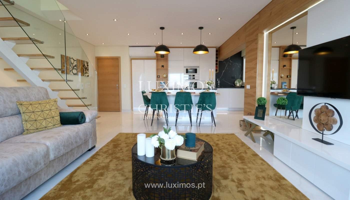Penthouse de lujo de 1 dormitorio, Quarteira, Algarve_161863