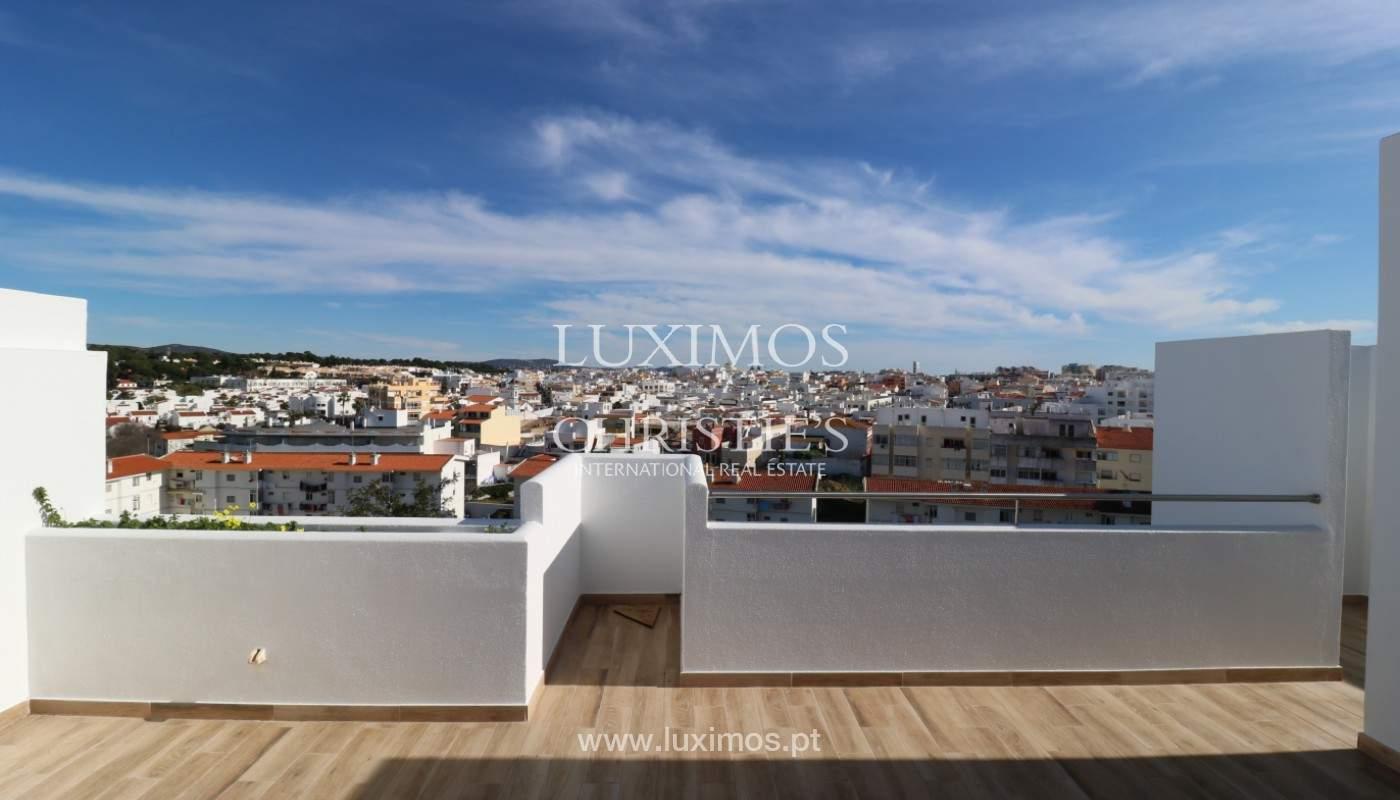 Penthouse de lujo de 1 dormitorio, Quarteira, Algarve_161865