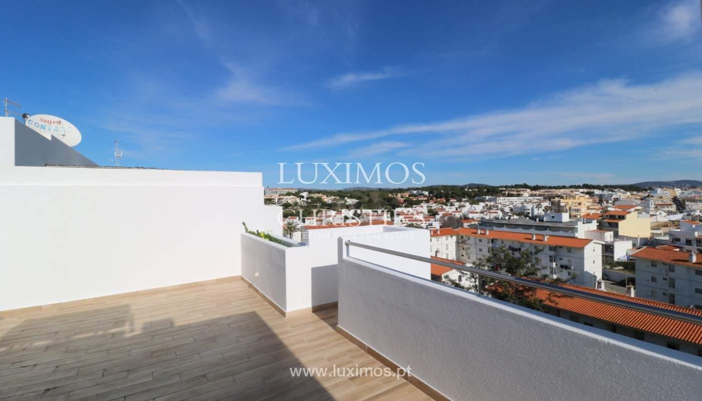 Penthouse de lujo de 1 dormitorio, Quarteira, Algarve_161868