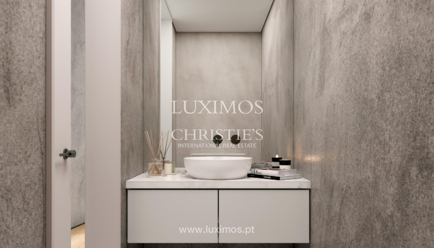 Apartamento con balcón , en venta, cerca de la playa, Foz do Douro, Oporto, Portugal_161947