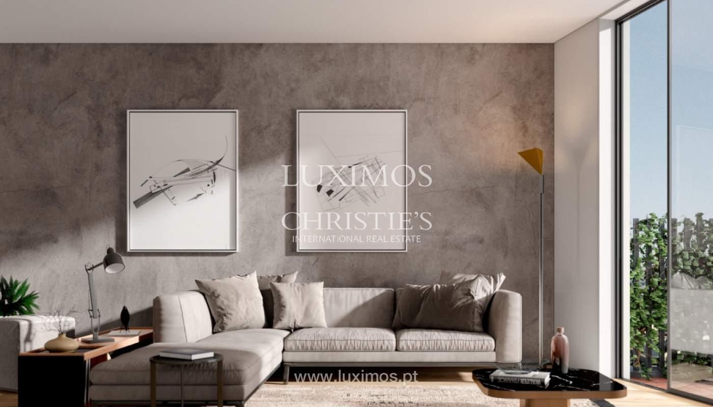 Penthouse duplex mit Terrassen, zu verkaufen, in der Nähe des Strandes, Foz do Douro, Porto, Portugal_161968