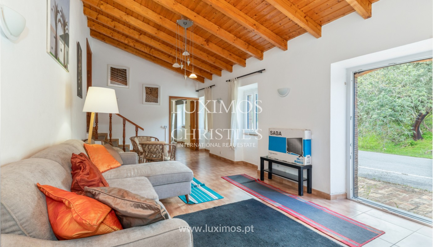 Typical 2 bedroom villa, with mountain and country views, Tavira, Algarve_162014