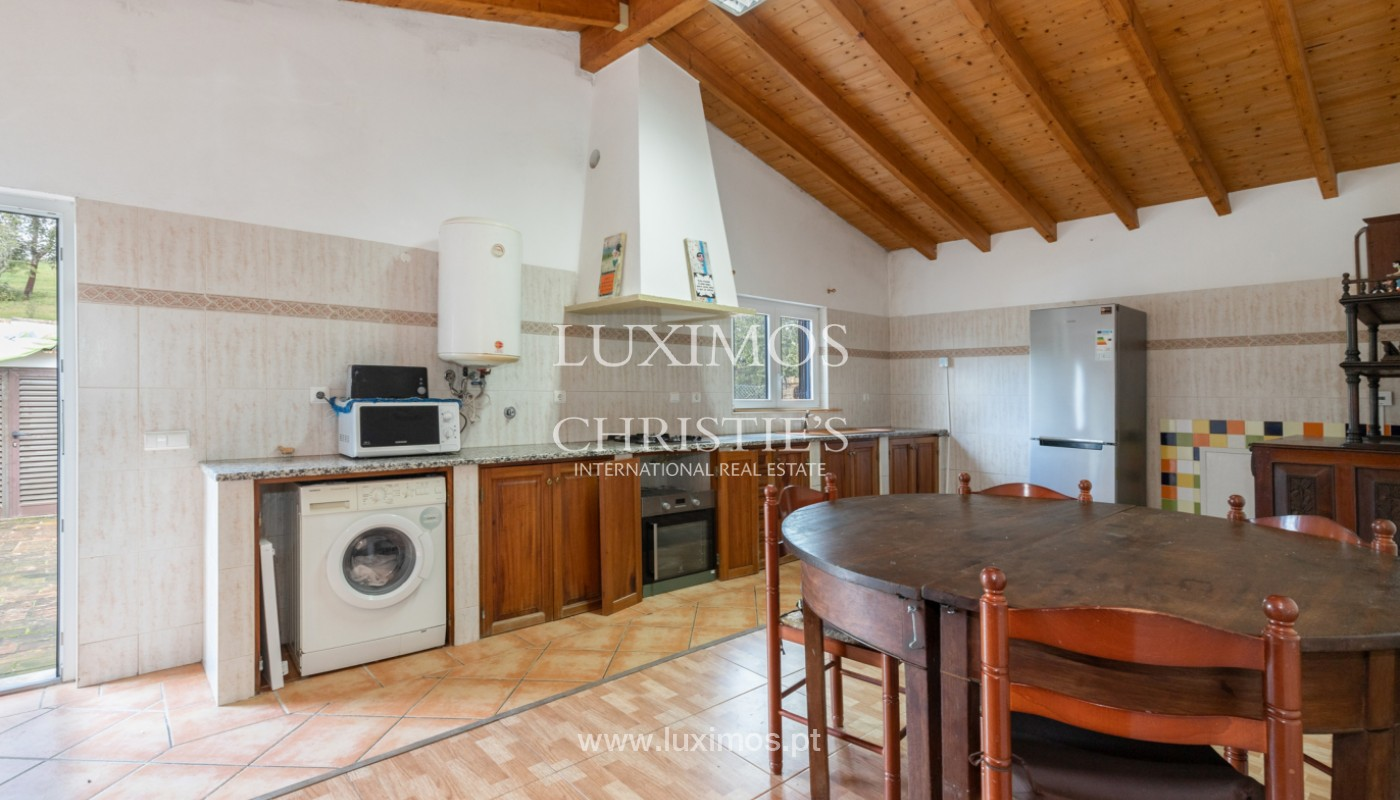 Typical 2 bedroom villa, with mountain and country views, Tavira, Algarve_162018
