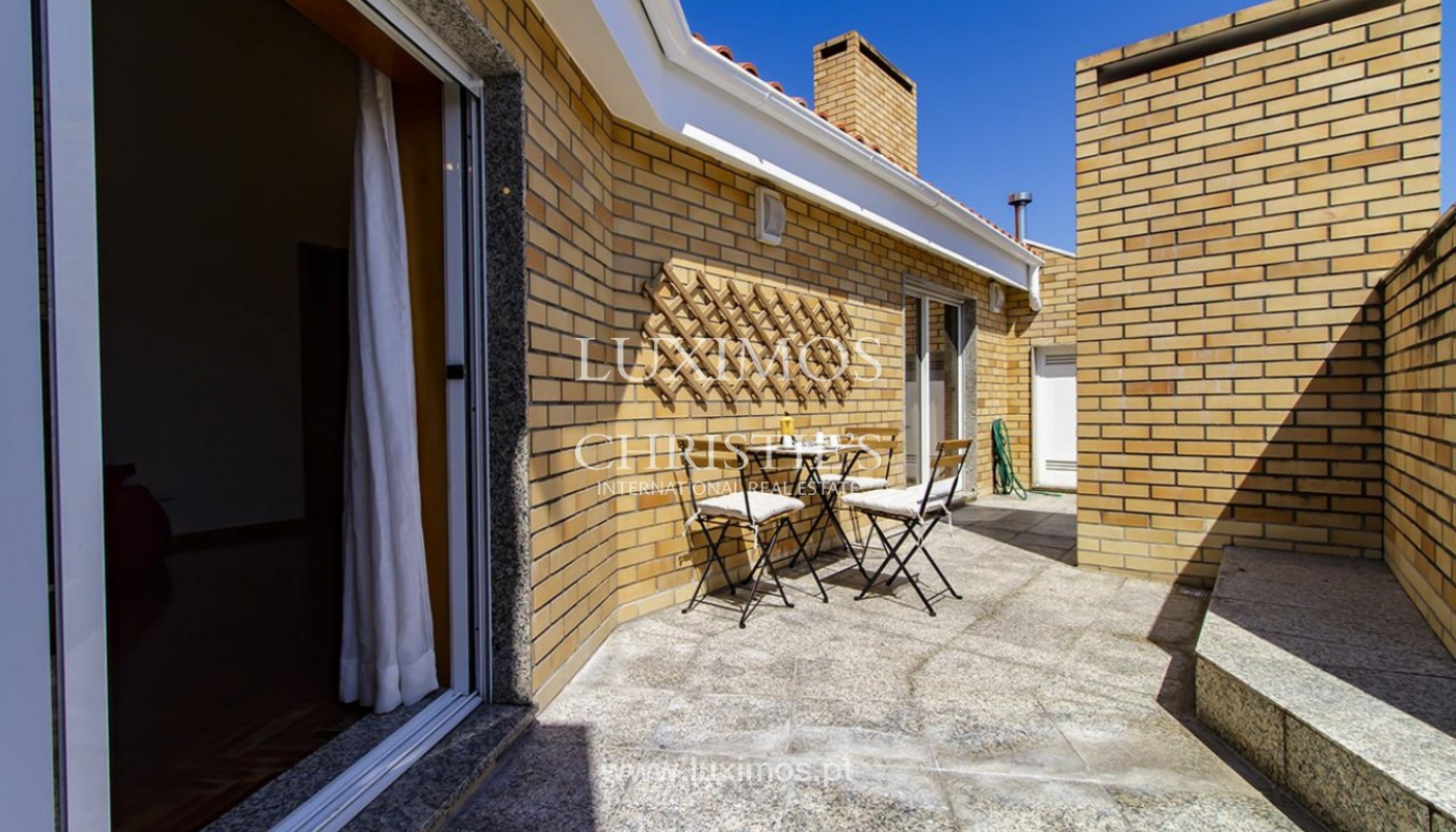 Apartamento dúplex, en venta, en centro de Vila Nova de Gaia, Portugal_162081