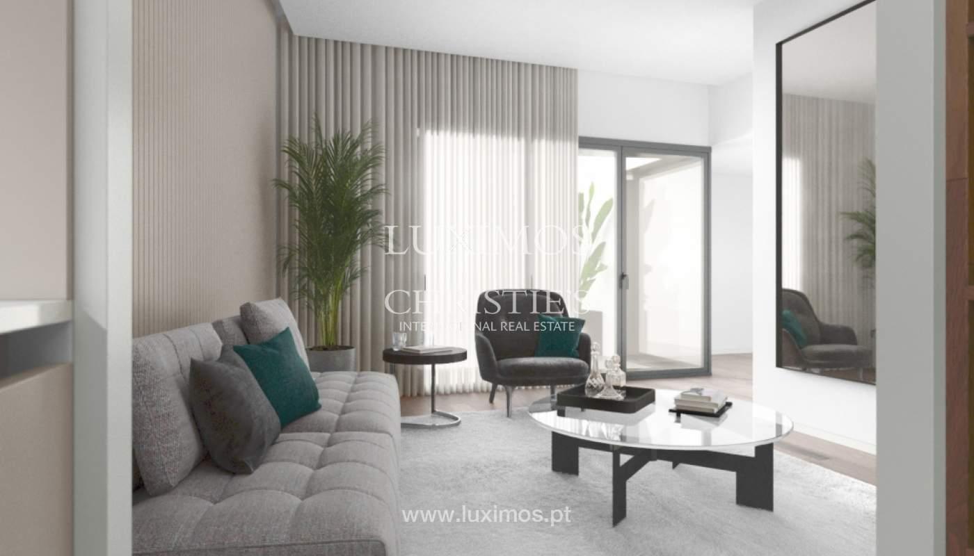 Apartamento nuevo con terraza, en venta, en el Centro de Oporto, Portugal_162108