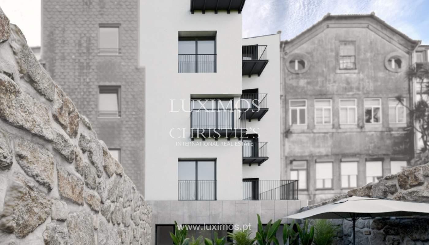 Apartamento nuevo con terraza, en venta, en el Centro de Oporto, Portugal_162110