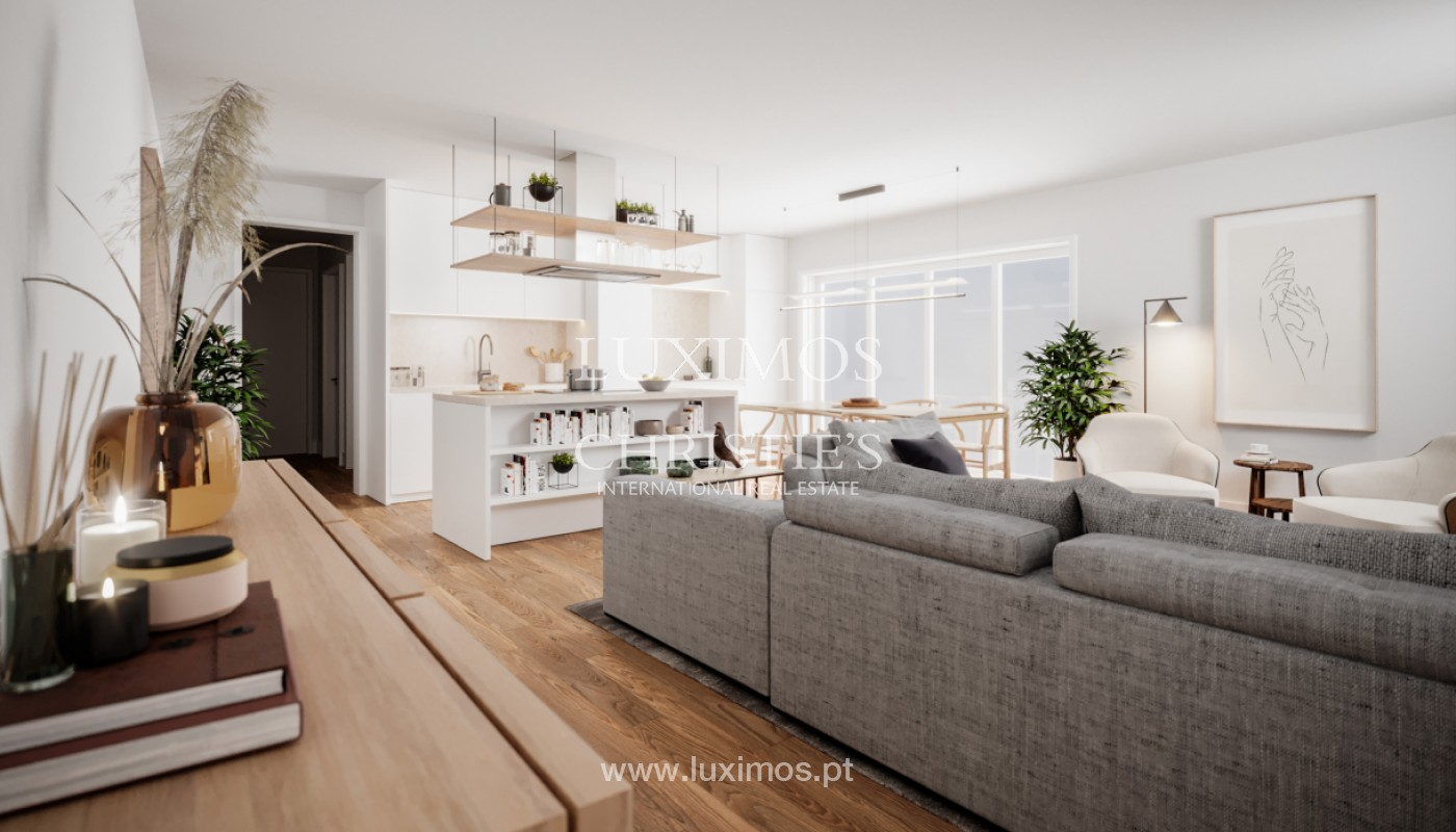 New luxury apartment, for sale, in Foz do Douro, Porto, Portugal_162145