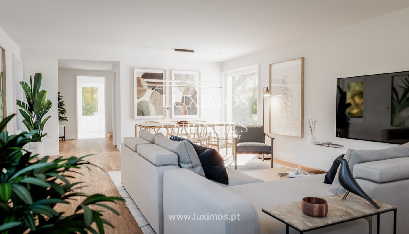New luxury apartment, for sale, in Foz do Douro, Porto, Portugal_162171
