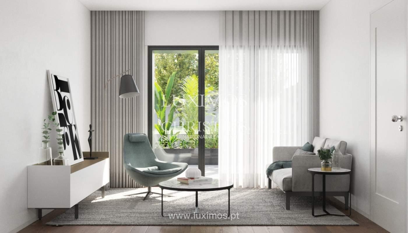 Apartamento nuevo con terraza, en venta, en el Centro de Oporto, Portugal_162316