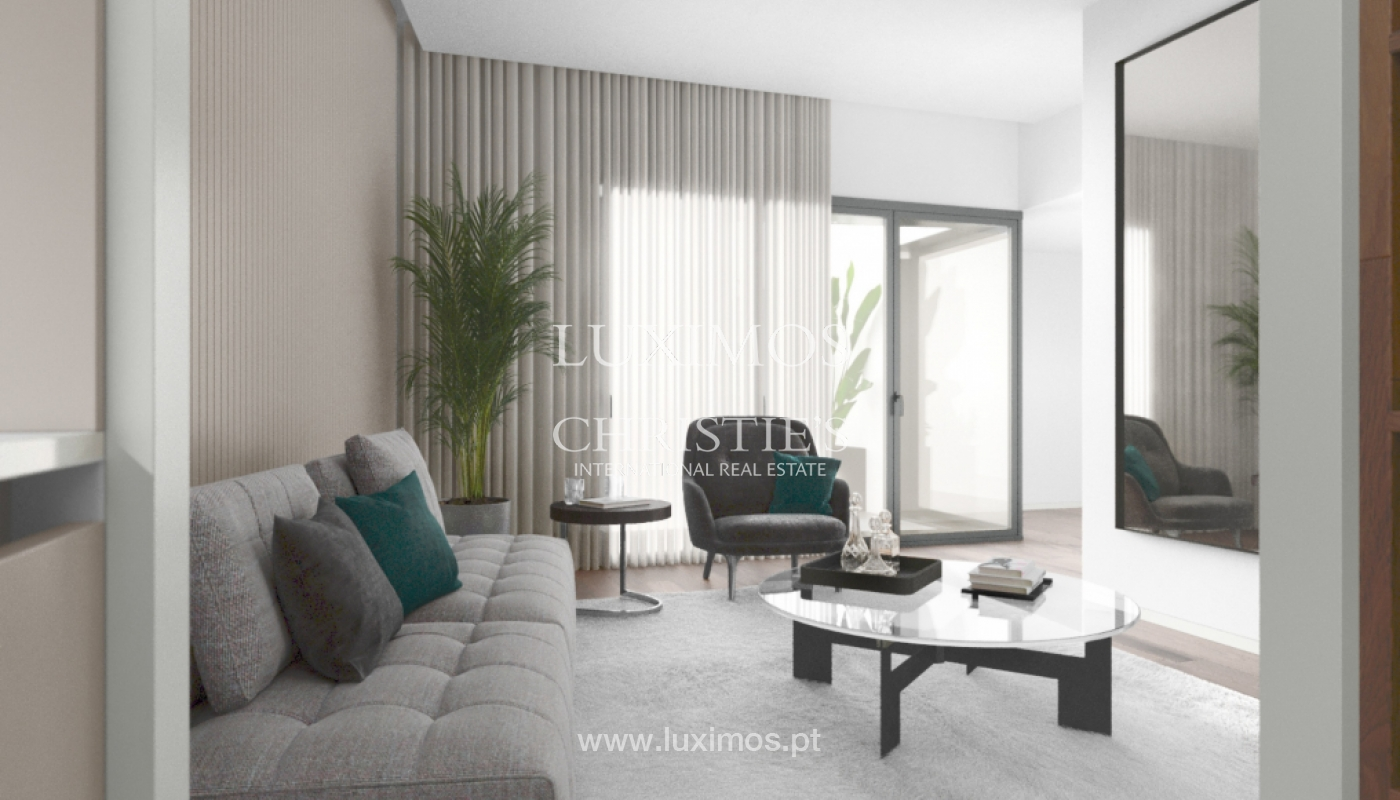 Apartamento nuevo con terraza, en venta, en el Centro de Oporto, Portugal_162317