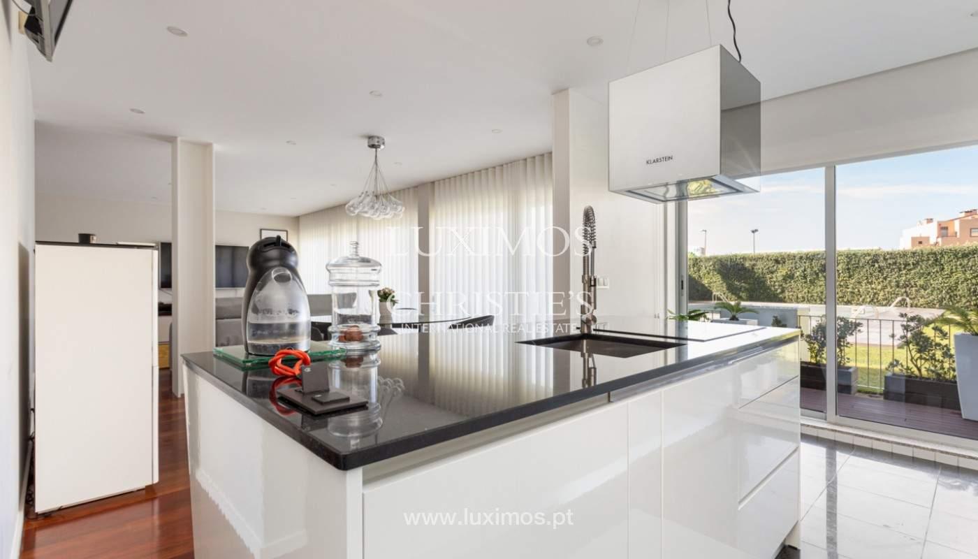 Wohnung mit Terrasse, zu verkaufen, nahe dem Strand in Lavra, Porto, Portugal_162391