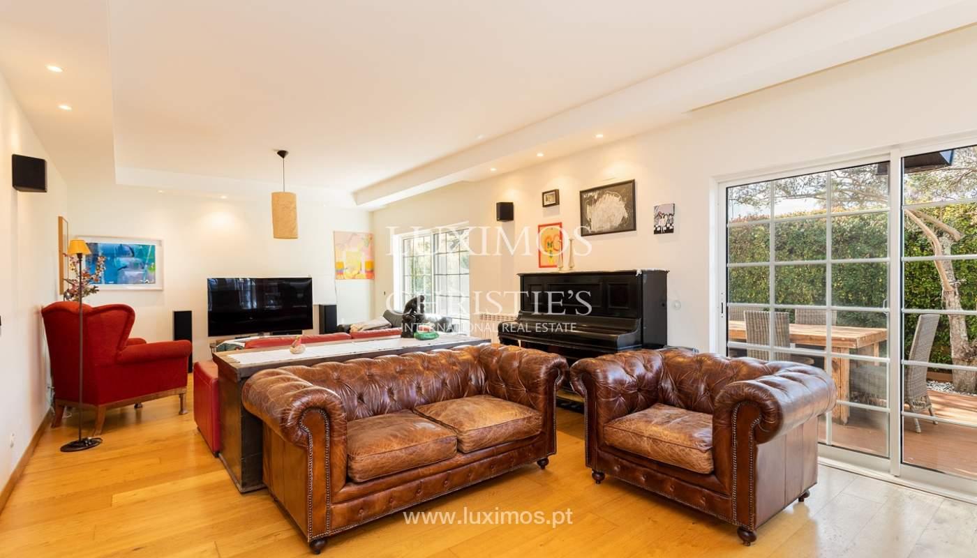 Modern 4 bedroom villa with garden & jacuzzi, Faro, Algarve_162523