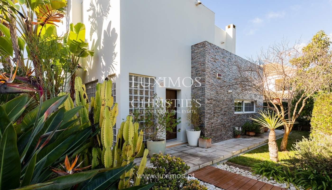 Modern 4 bedroom villa with garden & jacuzzi, Faro, Algarve_162524