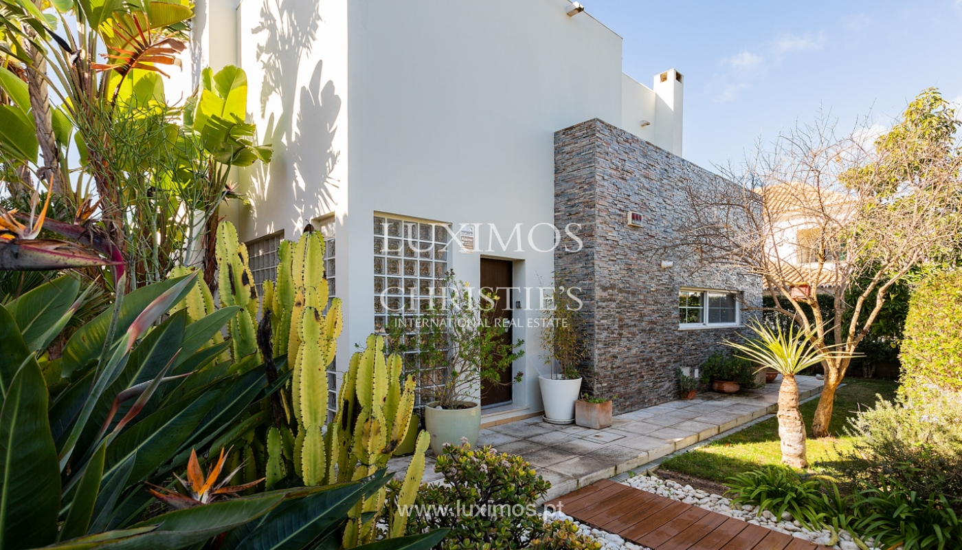 Moderna moradia V4, com jardim e jacuzzi, Faro, Algarve_162524