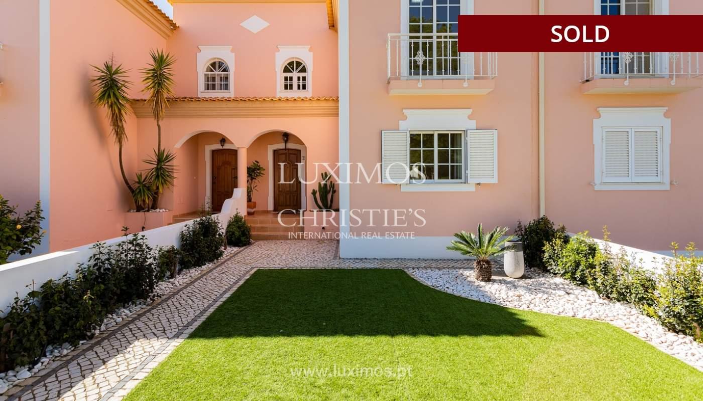 Villa adosada, V3, con piscina, Almancil, Algarve_162576