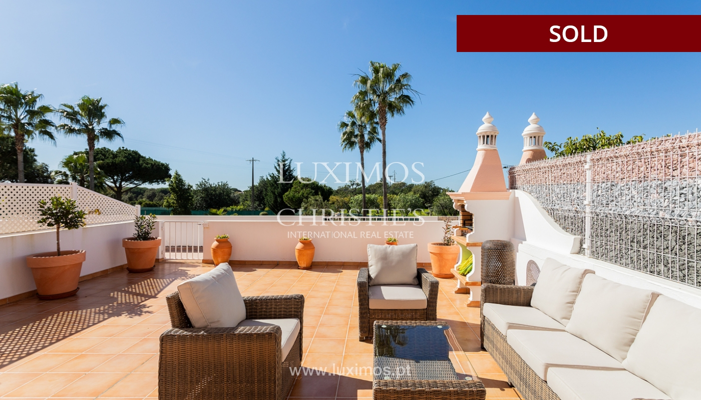 Villa adosada, V3, con piscina, Almancil, Algarve_162592