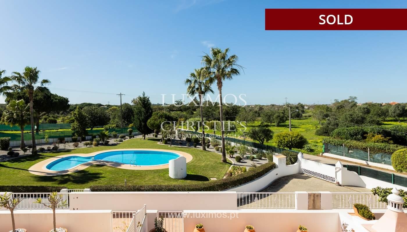 Villa adosada, V3, con piscina, Almancil, Algarve_162593