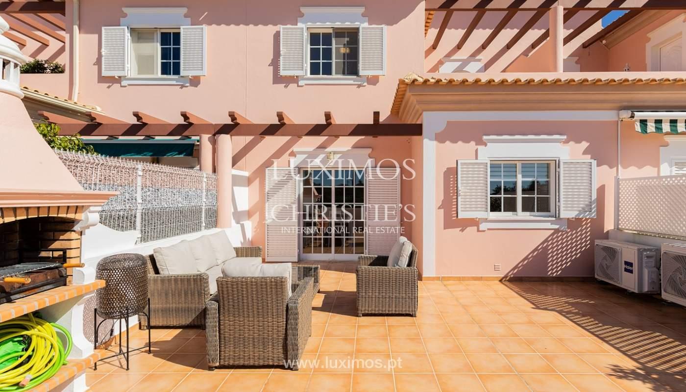 Villa adosada, V3, con piscina, Almancil, Algarve_162594