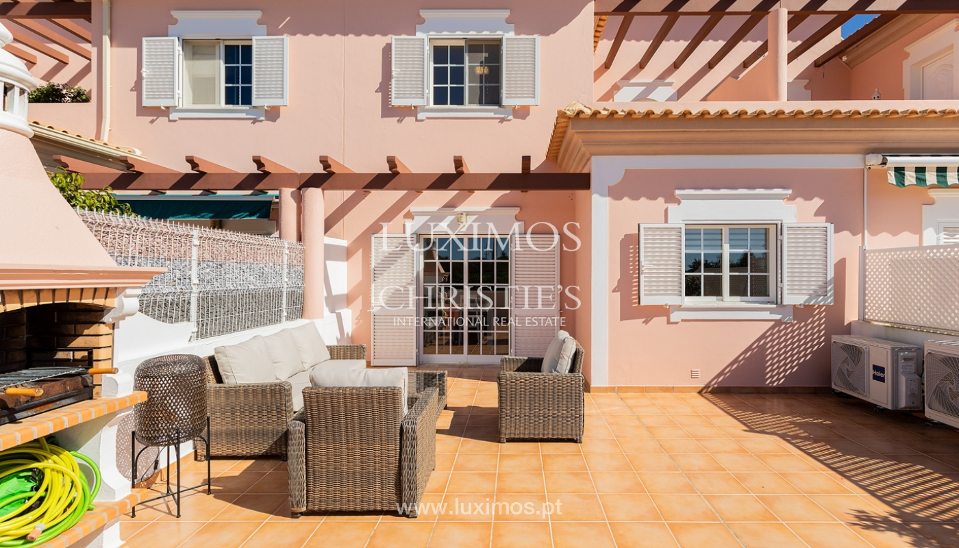 Townhouse, V3, with pool, Almancil, Algarve_162594