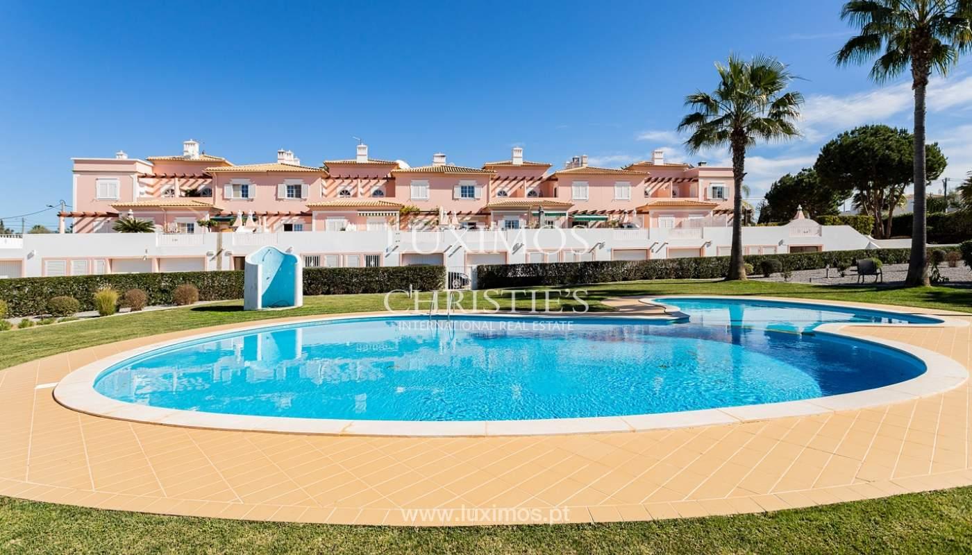Villa adosada, V3, con piscina, Almancil, Algarve_162595