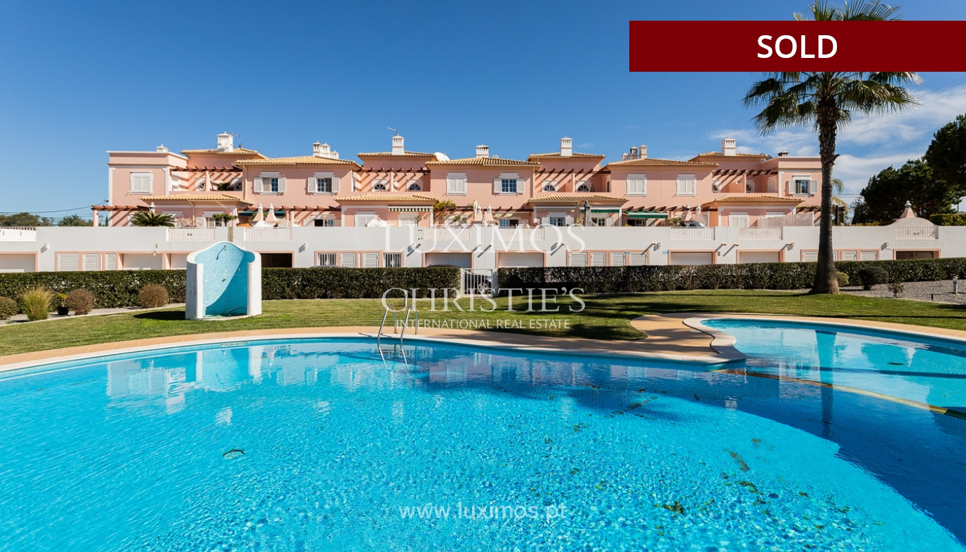 Townhouse, V3, with pool, Almancil, Algarve_162596