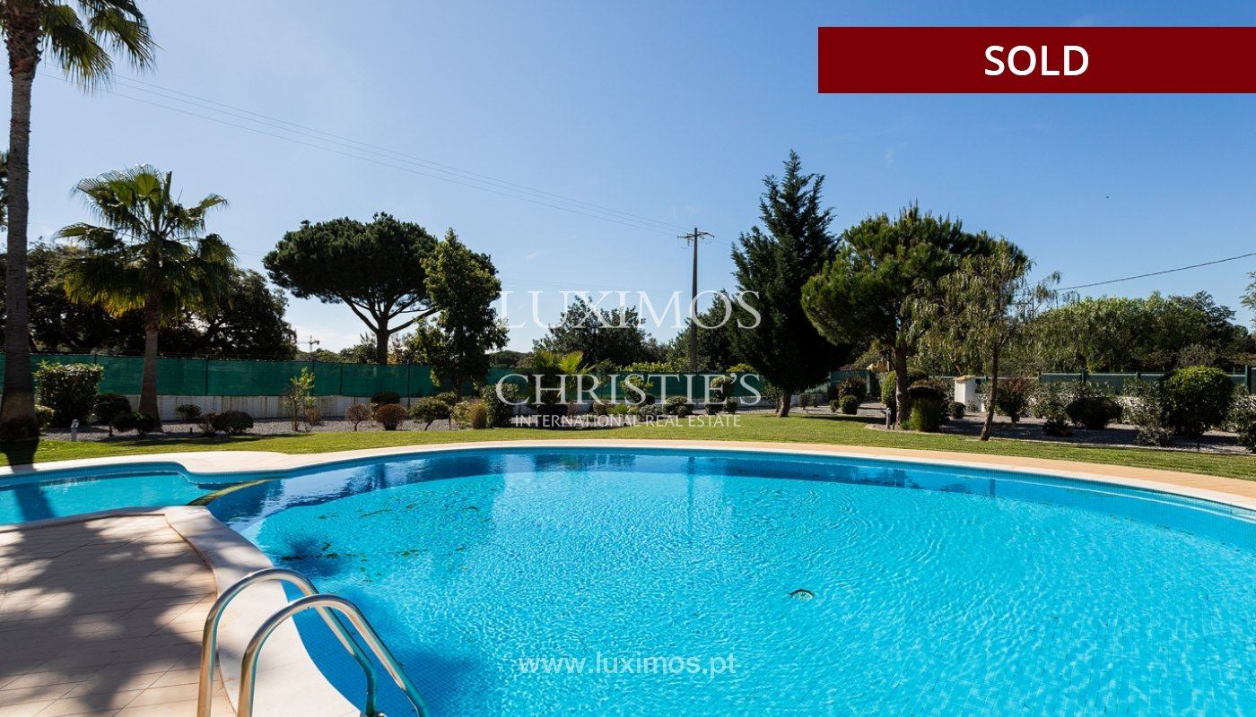 Villa adosada, V3, con piscina, Almancil, Algarve_162597
