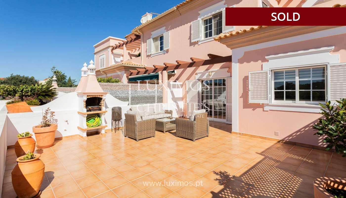 Villa adosada, V3, con piscina, Almancil, Algarve_162598
