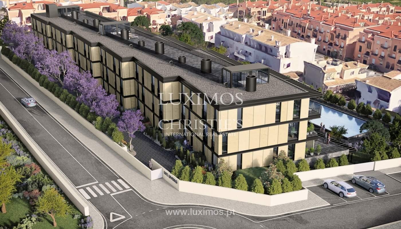 Apartamento nuevo de 1 dormitorio, en venta, en Praia da Luz, Lagos, Algarve_162703