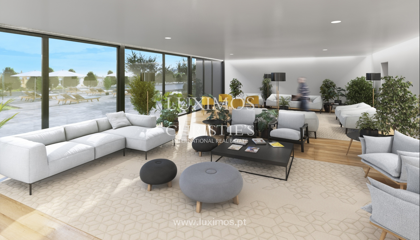 Apartamento nuevo de 1 dormitorio, en venta, en Praia da Luz, Lagos, Algarve_162853
