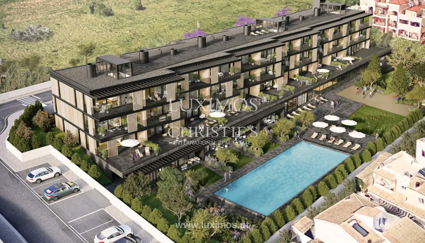 Apartamento nuevo de 1 dormitorio, en venta, en Praia da Luz, Lagos, Algarve_162855