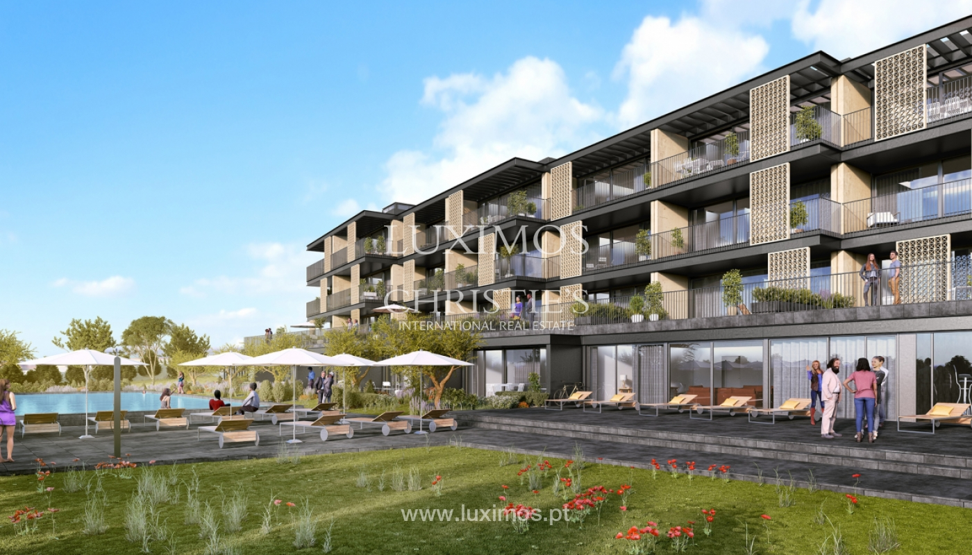Apartamento nuevo de 1 dormitorio, en venta, en Praia da Luz, Lagos, Algarve_162857