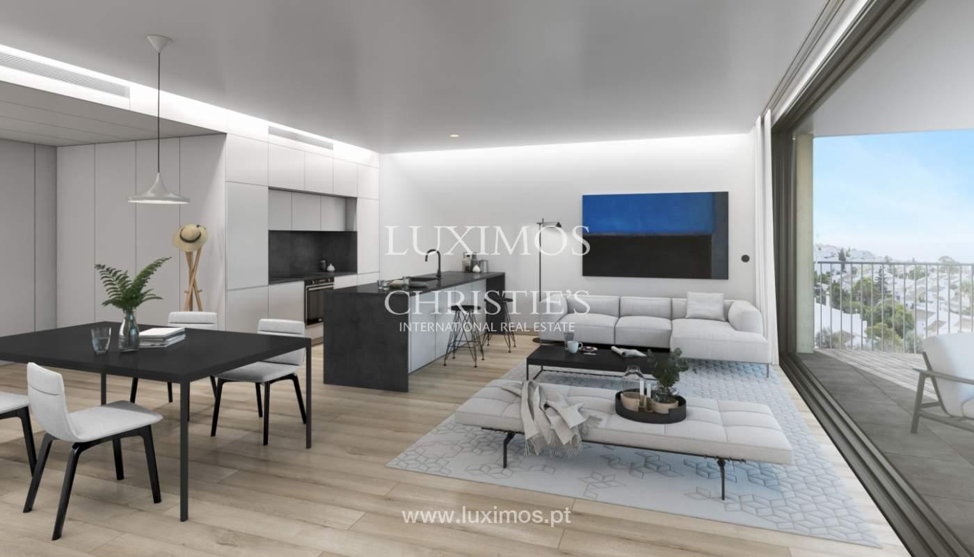 Apartamento nuevo de 1 dormitorio, en venta, en Praia da Luz, Lagos, Algarve_162868