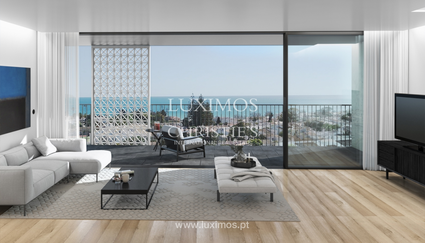 Apartamento nuevo de 1 dormitorio, en venta, en Praia da Luz, Lagos, Algarve_162869
