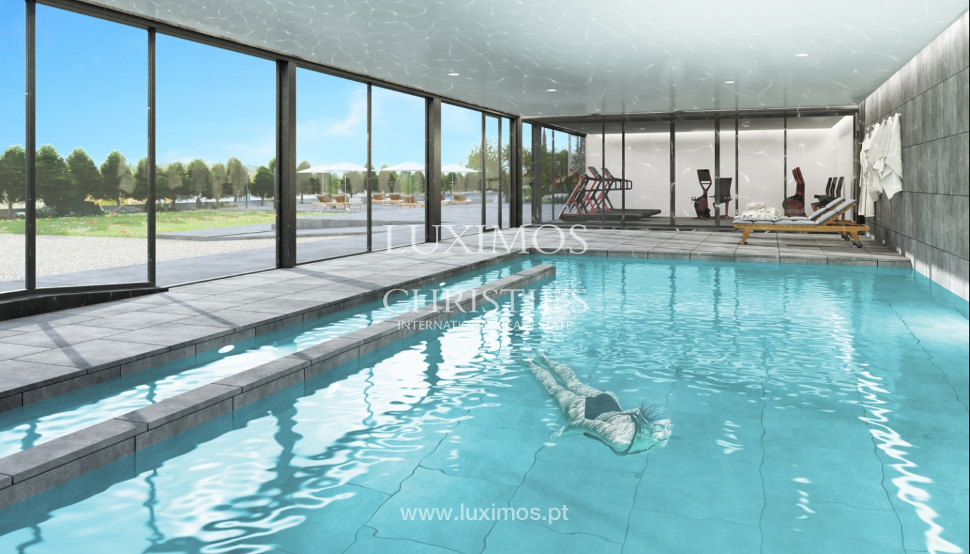 Apartamento nuevo de 1 dormitorio, en venta, en Praia da Luz, Lagos, Algarve_162888