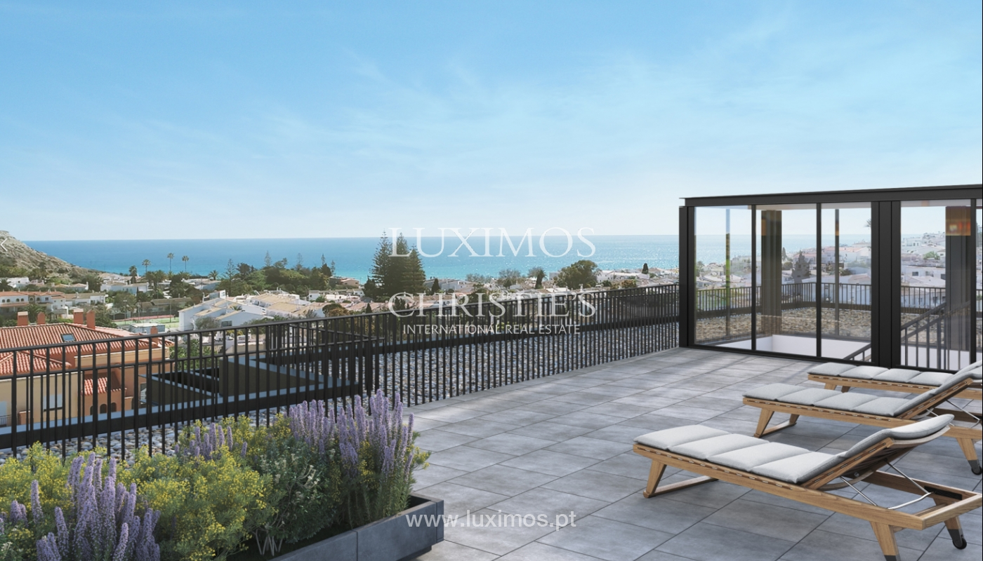 Apartamento nuevo de 1 dormitorio, en venta, en Praia da Luz, Lagos, Algarve_162944